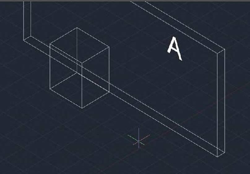 CAD的三维立体图形如何旋转角度?