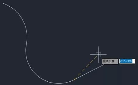 CAD如何快速输入最后一点或上一点坐标?