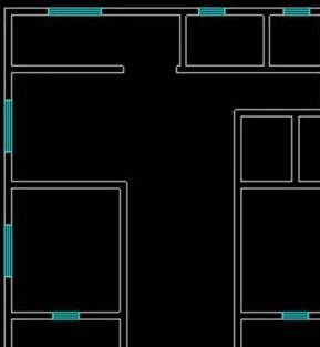 CAD如何按照步骤绘制户型图?
