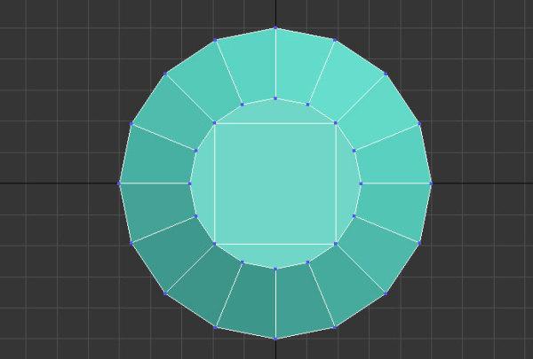 3DMAX钻石建模教程