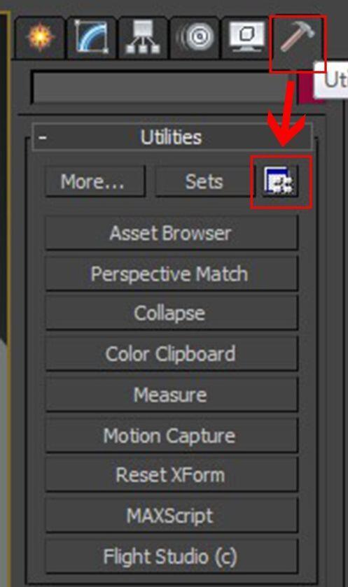 3DMax如何读取丢失的贴图?