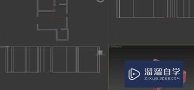 3DMax墙体建模教程