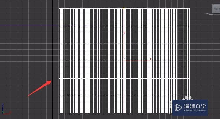 3DMax制作窗帘