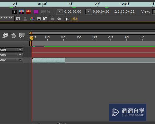 AE视频素材如何循环播放?