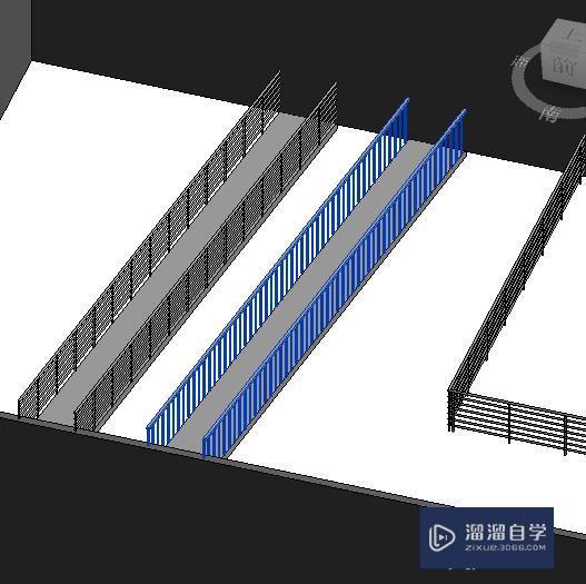 Revit用放置方法创建坡道教程