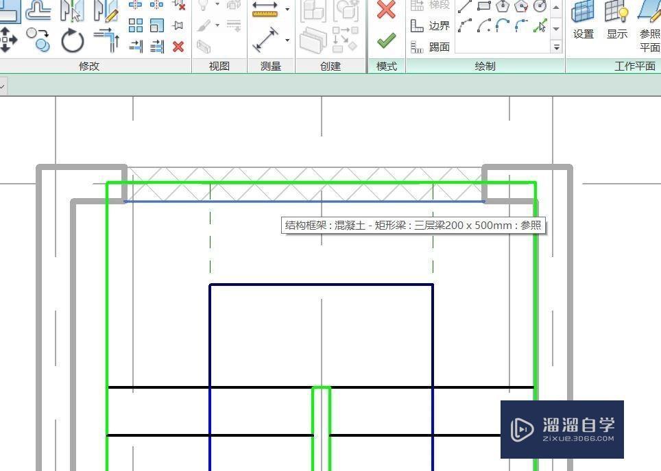 Revit怎样绘制楼梯?
