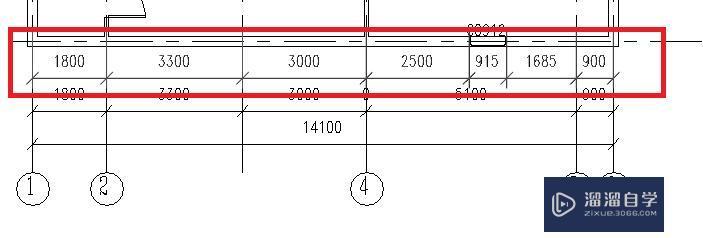 Revit自学教程之如何快速标注尺寸?