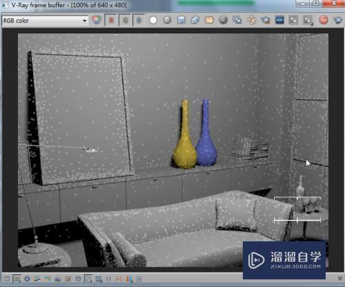 光子贴图的概念与光子贴图查看器