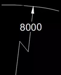 折弯标注和折弯线性标注在CAD中如何使用?
