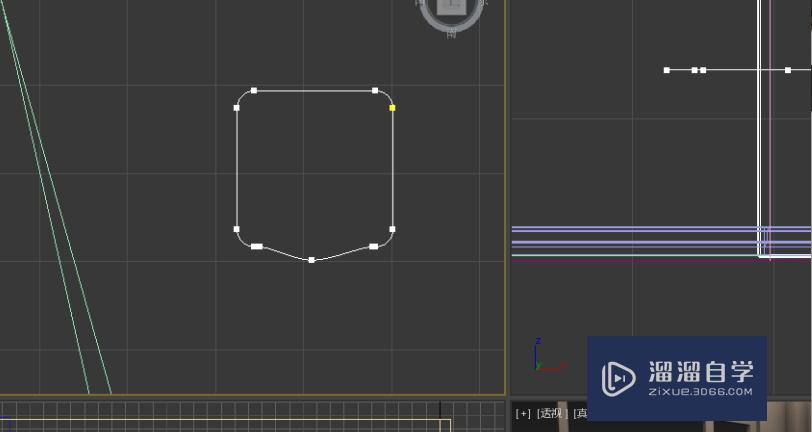 使用Autodesk 3Ds Max如何快速制作床头柜?