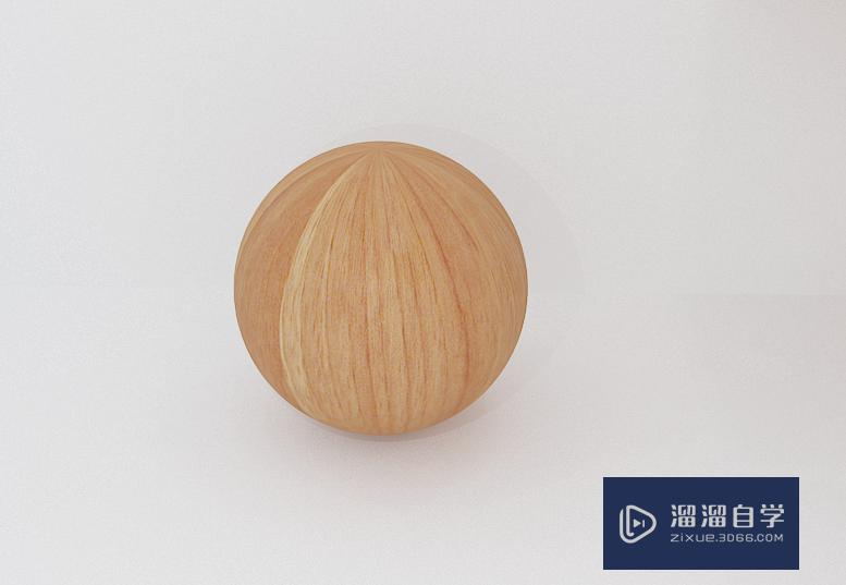 使用Autodesk 3Ds Max制作亮木材质